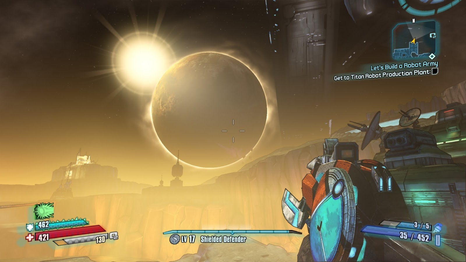 Patterns In Randomness Borderlands The Pre Sequel