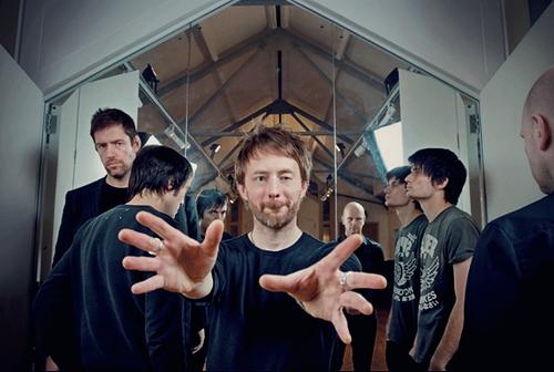 Radiohead anuncian nuevo álbum.