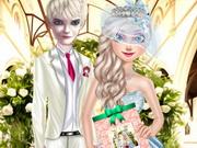 زفاف جاك والسا