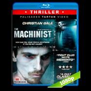 El maquinista (2004) Full HD 1080p Audio Dual Latino-Ingles