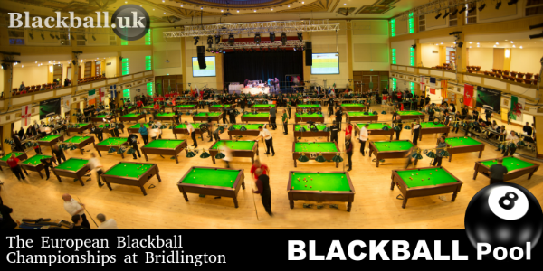 european blackball championships bridlington