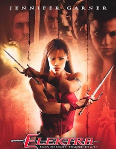 Poster Of Elektra In Dual Audio Hindi English 300MB Compressed Small Size Pc Movie Free Download Only At worldfree4u.com