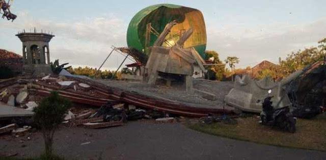 Dana Asing Diterima, Pemerintah Cuek Status Bencana Nasional