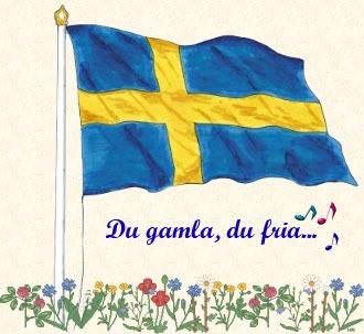 den svenske nationaldag