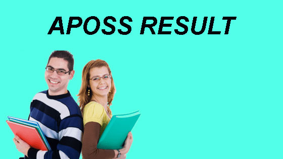 aposs ssc 10th result