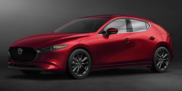 マツダ 新型アクセラ(Mazda3)のエクステリアデザイン