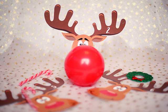 Christmas Advent Calendar Guide 2018 Bubblegum Reindeer Balloon Calendar