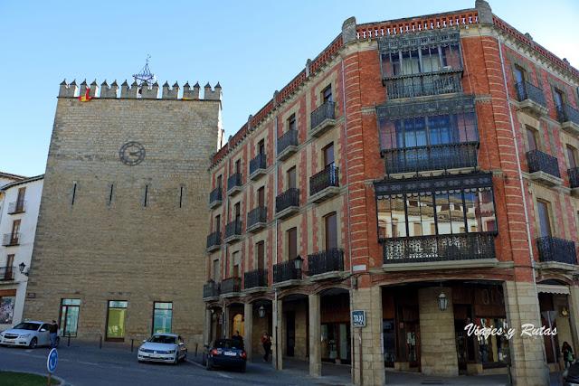 Torre de los Aliatares, Baeza. Jaén