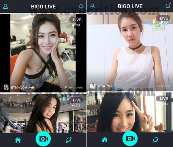 bigo live للكمبيوتر