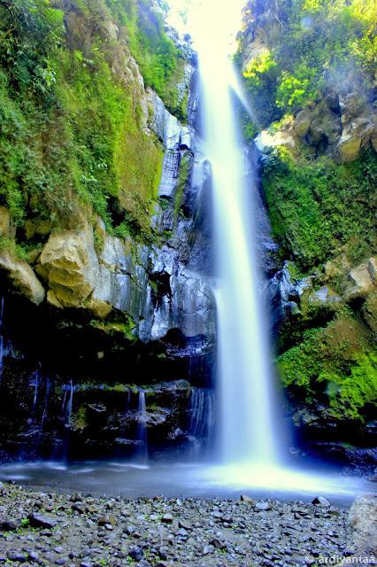 Tempat Wisata Air Terjun Terbaik di Magelang - Air Terjun Kedung Kayang