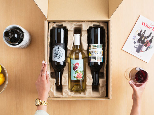Winc Wine Discount Coupon - 4 Bottles Delivery