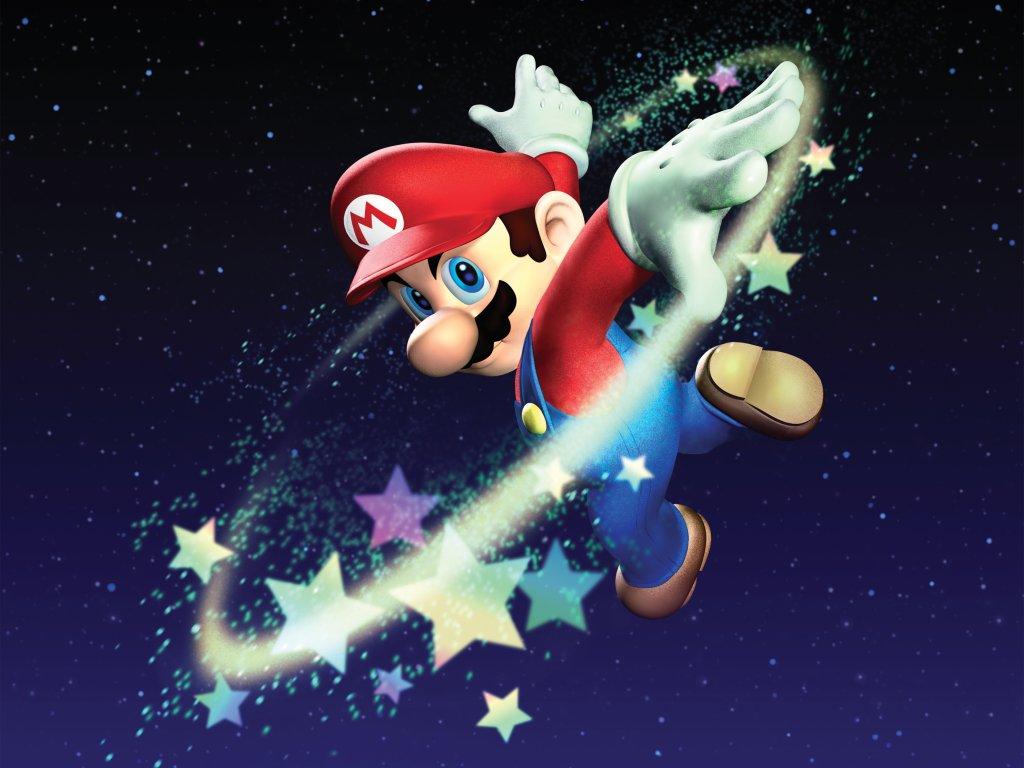 Super Mario Galaxy Wallpaper: Damien Wallpapers: Super Mario Galaxy Series Wallpapers