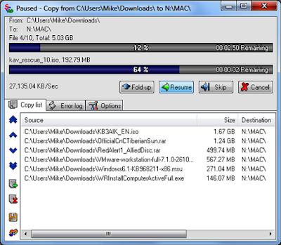 Supercopier-1.4.1.3-screenshot