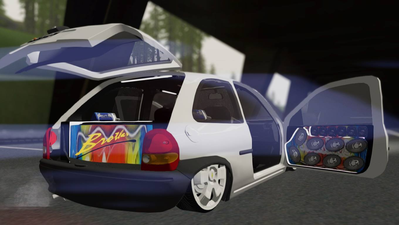 Corsa Wind Brother Equip Sound By Vagalume3d Equipe Tocar