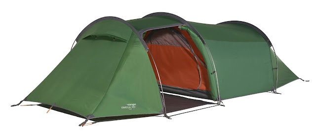 The Vango XD Omega tent - Complete Outdoors