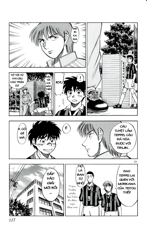 Fantasista chap 23 trang 20