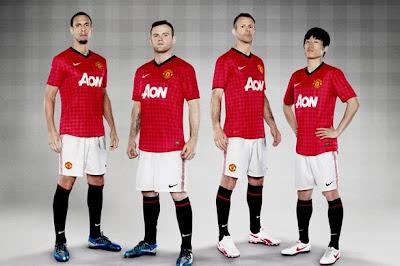 10 Klub dengan Penjualan Jersey Terbanyak Tahun 2013