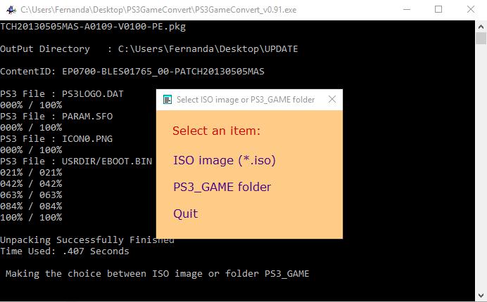 TUTORIAL PS3] Como Converter Jogos de PS3 ISO / Folder em PKG e