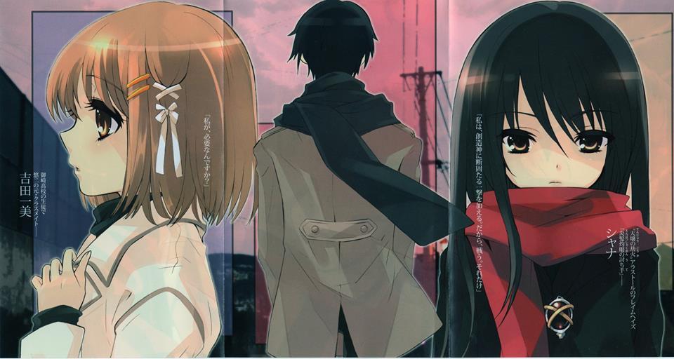 16 Rekomendasi Anime Romantis Dengan Kisah Cinta Segitiga Dijamin