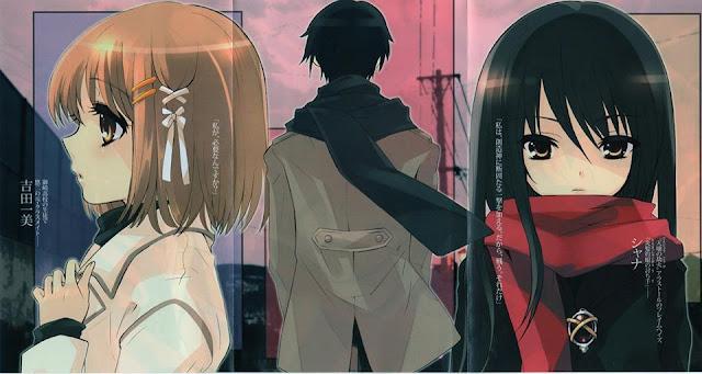 16 Rekomendasi Anime Romantis dengan kisah Cinta Segitiga dijamin nyesek