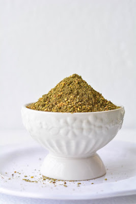 a popular and flavorful spice blend from the Middle East How To Make Zaatar Spice Mix