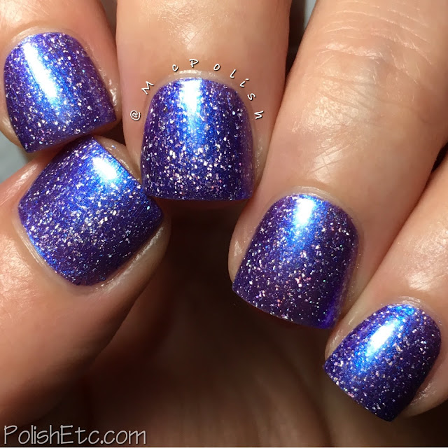 KBShimmer - Summer Vacation Collection - McPolish - Hashtag You're It!