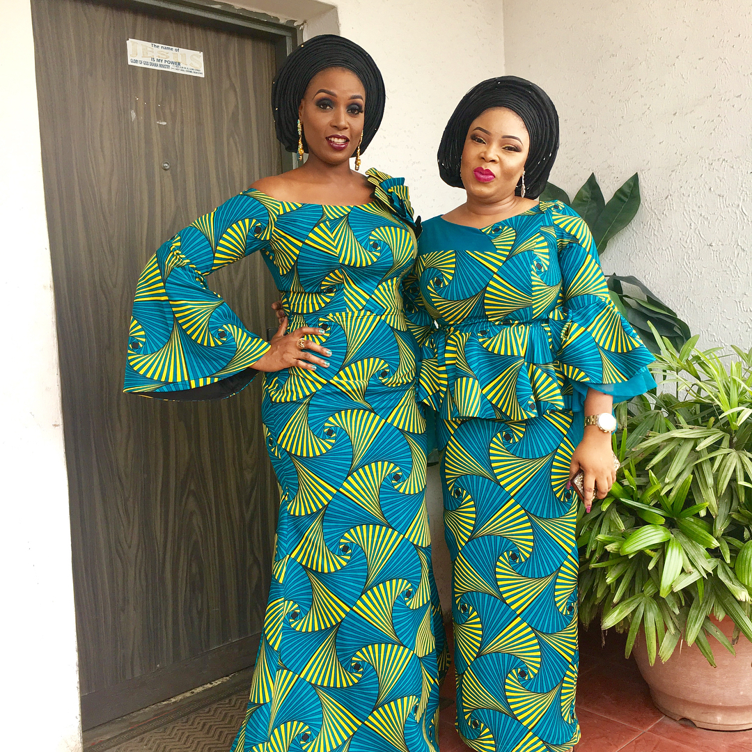 LATEST ANKARA LONG GOWN STYLES | Download latest ankara styles 2018 ...