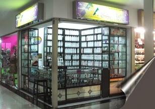 modal usaha toko parfum