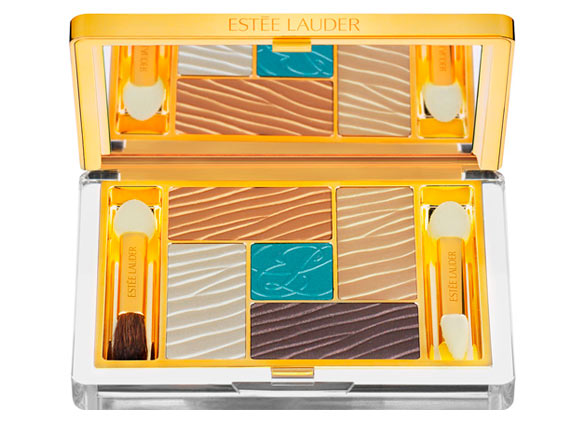 estee lauder bronze goddess summer collection 2012 bronze sands pure color illuminating powder gelee shimmering sands invisible fluid make up