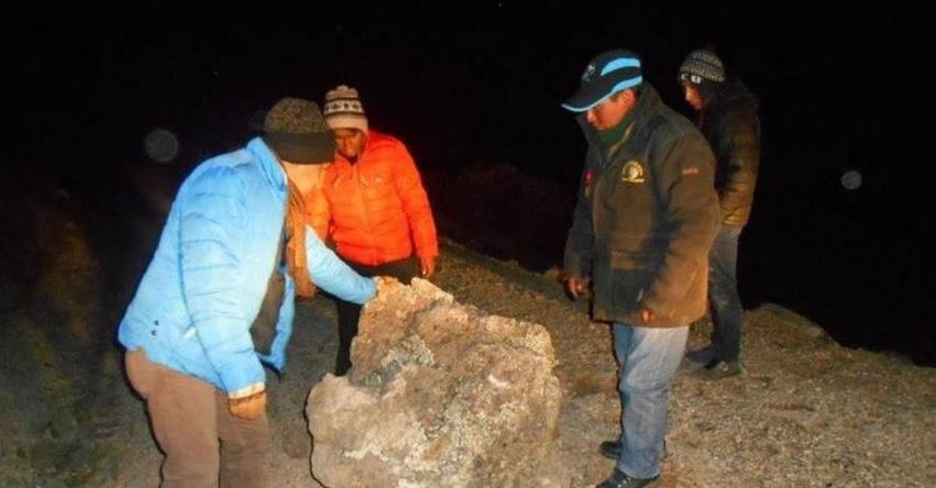 Autoridades de Arequipa reportan desprendimiento de rocas tras sismo de 6.3 grados