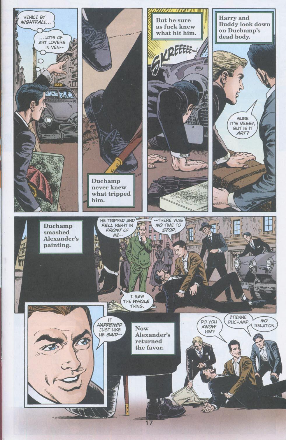 Read online American Century comic -  Issue #16 - 17