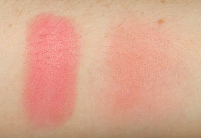 The Balm Instain Long Wearing Staining Powder Blush in Argyle swatch