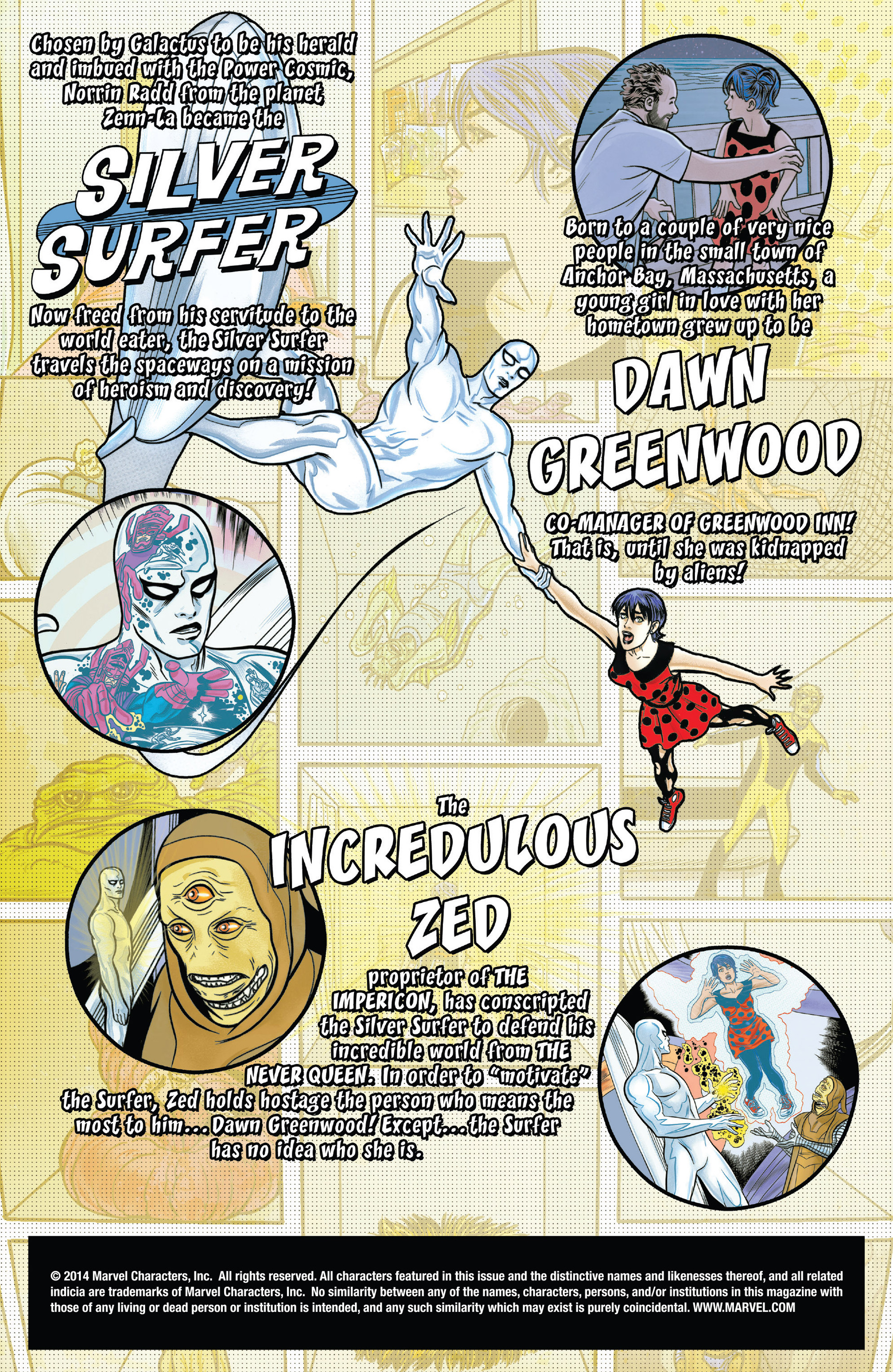 Read online Silver Surfer (2014) comic -  Issue #2 - 2