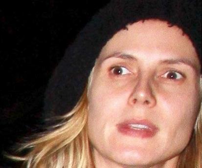 Heidi Klum Without Makeup Fashion More Style