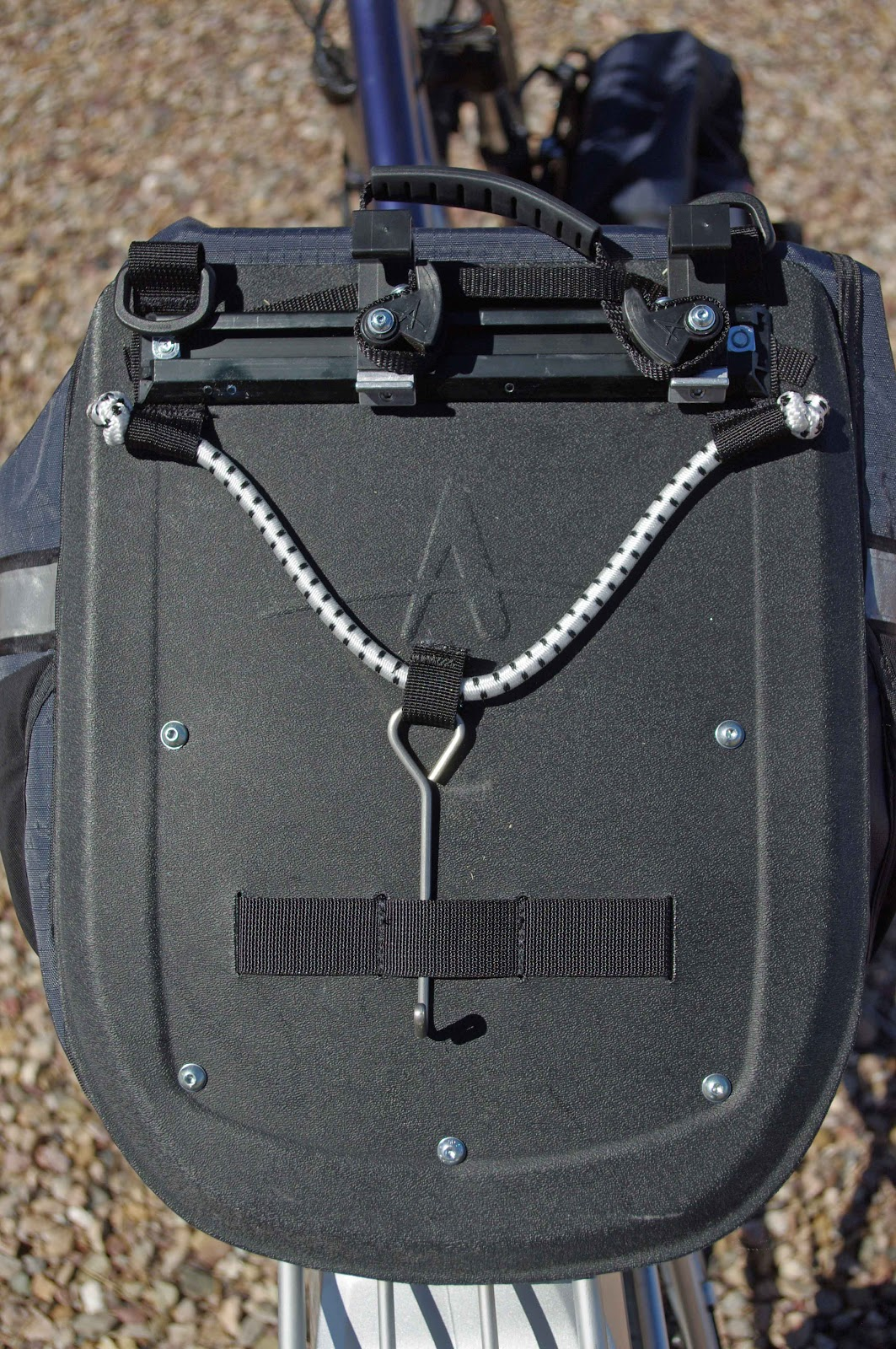 usbackroads: Review of Arkel Bicycle Panniers