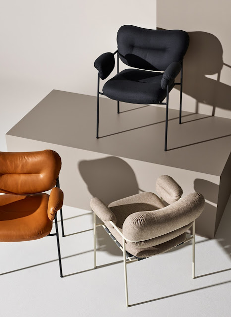 Новости дизайна. Выставка дизайна Stockholm Furniture Fair 2018
