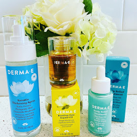3 Must Have Hair Care Products from DERMA E!