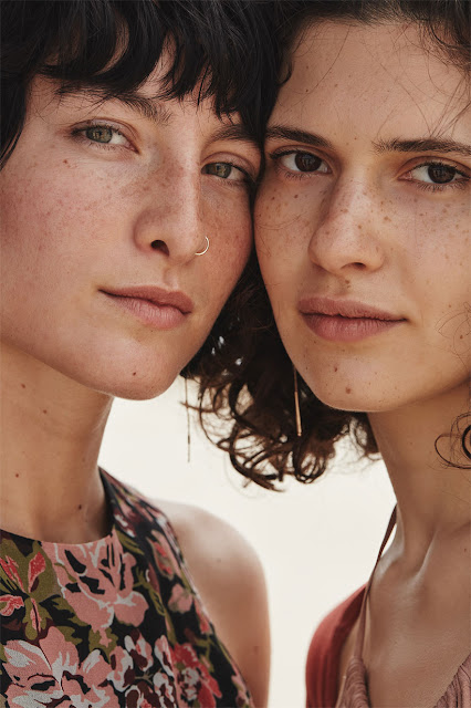 Zara Holidays SS16 Woman Editorial
