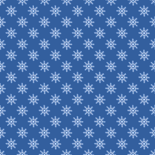Fondos Azules con Copos de Nive para Imprimir Gratis.