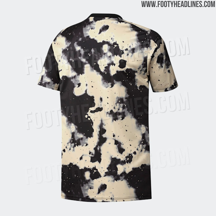 new arrival 20e2b 5e22c Crazy Real Madrid 19-20 Pre-Match Shirt Leaked - Footy Headlines