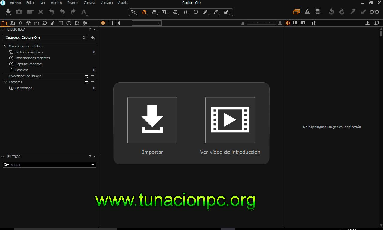 Capture One Pro Edita Imágenes Imagen