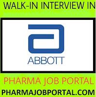 Urgent Vacancy at Abbott HEALTH  CARE