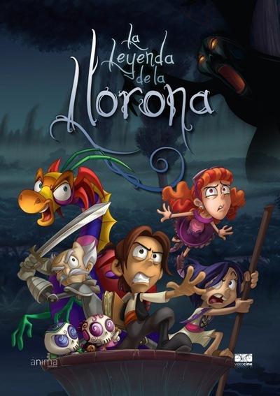 La leyenda de la Llorona DVDRip Español Latino Descargar 1 Link 2011