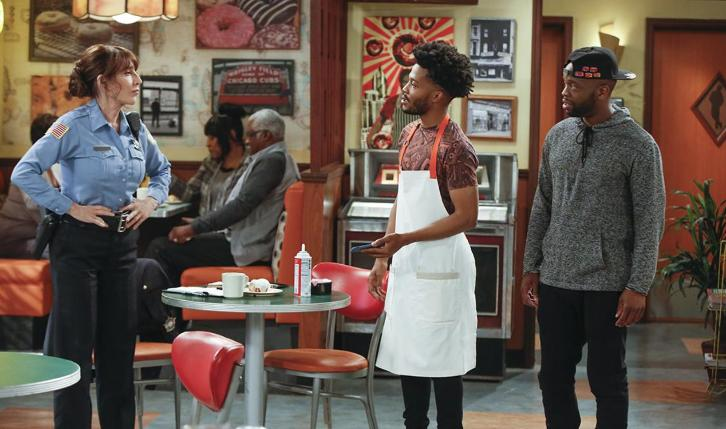 Superior Donuts - Episode 2.02 - Is There a Problem, Officer? - Promo, Sneak Peek & Press Release