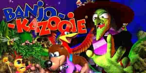 descarga el rom de Banjo Kazooie en Español Nintendo 64 haciendo clic aqui