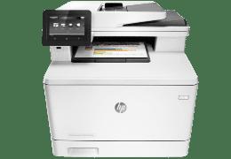 Image HP Laserjet Pro M477fdn Printer Driver