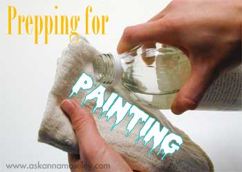 Tips And Tricks For Using Vinegar In DIY Projects - How to get paint off shoes