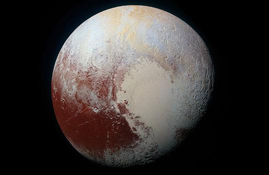 Fakta Terbaru Tentang Planet Pluto Dari Data NASA