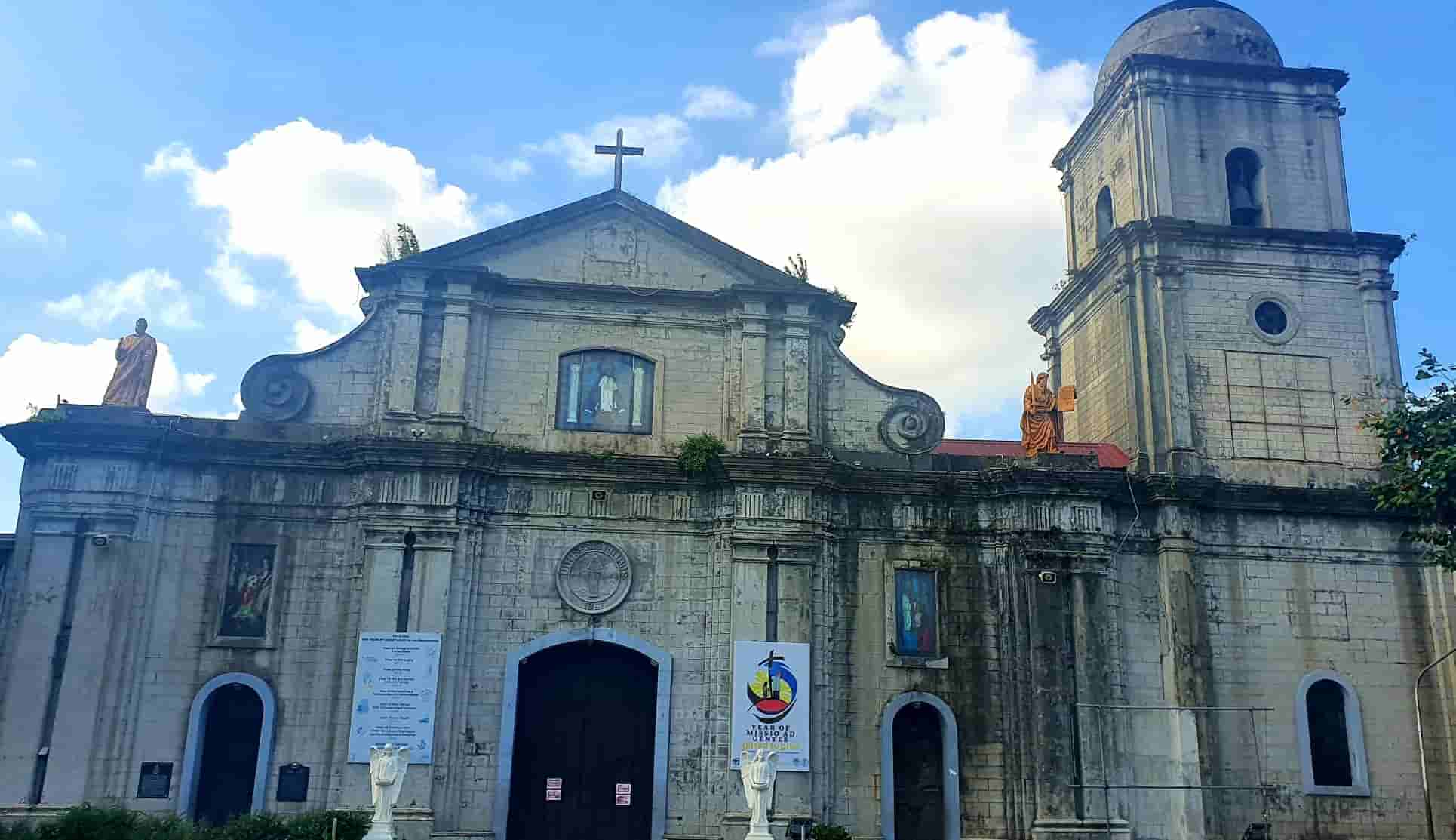 Our Lady of the Pillar Cathedral in Imus, Cavite