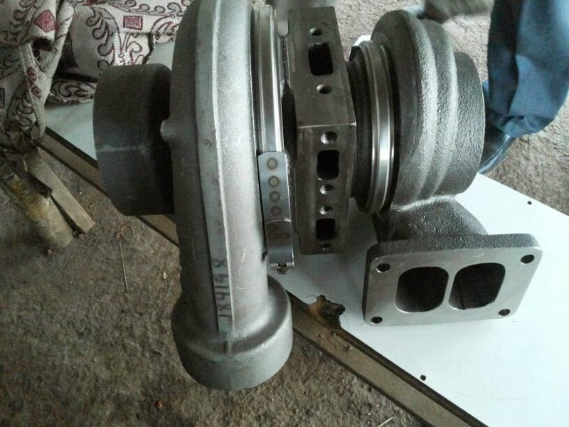 caterpillar turbocharger parts